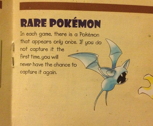 Literally the Rarest of All Pokemon