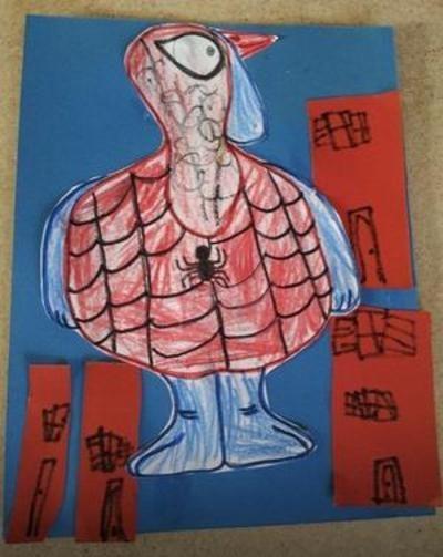 Spider-Turkey