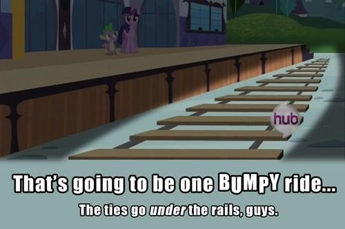 Railroading Time