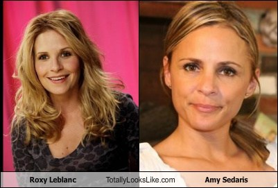 Roxy Leblanc Totally Looks Like Amy Sedaris