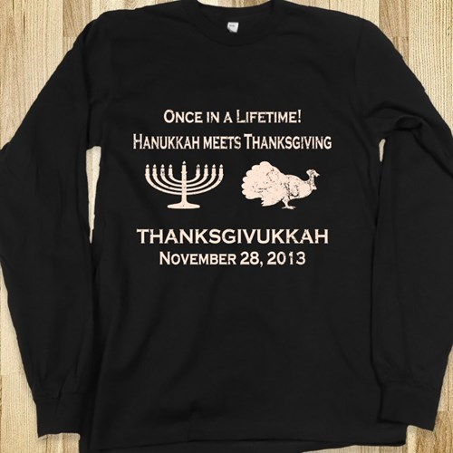 Your Perfect Thanksgivukkah Sweater