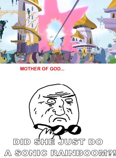 The Sonic Sparkleboom