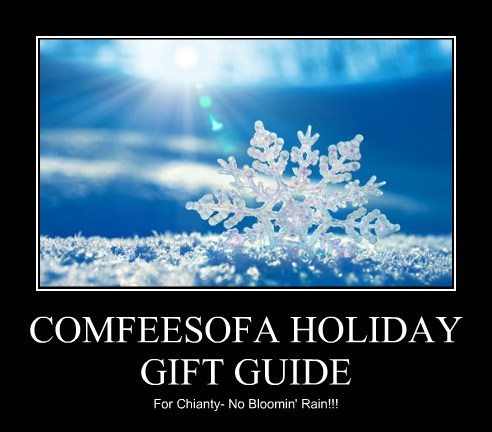 COMFEESOFA HOLIDAY GIFT GUIDE