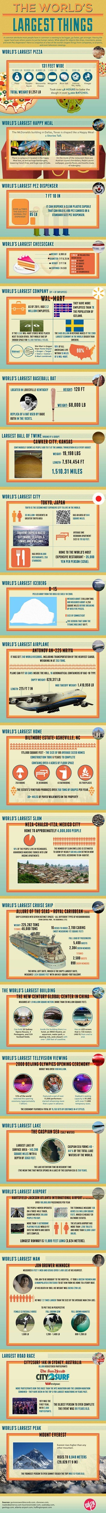 world records,infographic