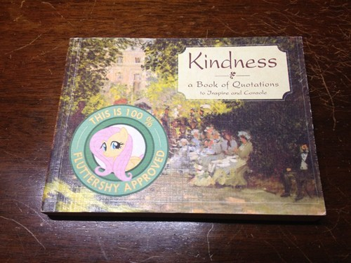 fluttershy,elements of harmony,kindness