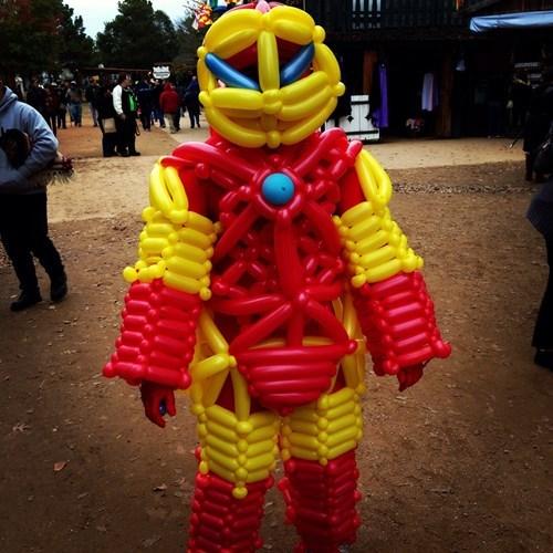 iron man,superheroes,funny,balloon