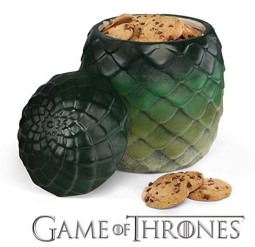 What Would You Keep in Your Dragon Egg?