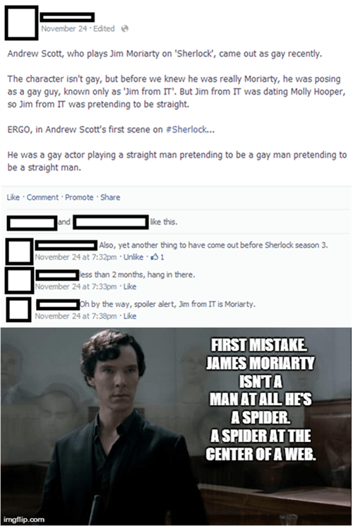 And You Call Yourself a Sherlock Fan?