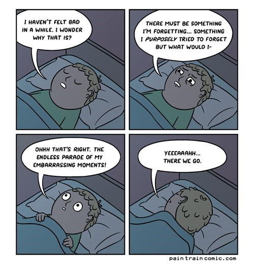 Anxious Sleeping