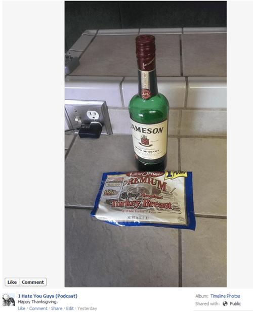 Turkey,Jameson,thanksgiving