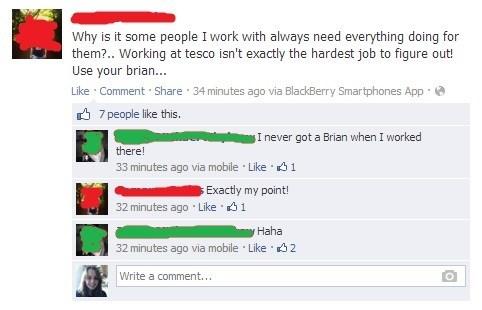 complaints,work