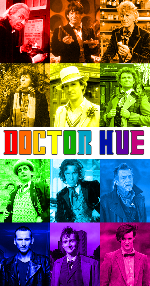 A Doctor of Many Colors