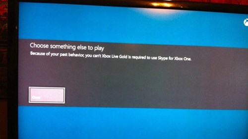 I Accidentally Xbox Live Gold