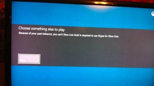 I Accidentally Xbox Live Gold