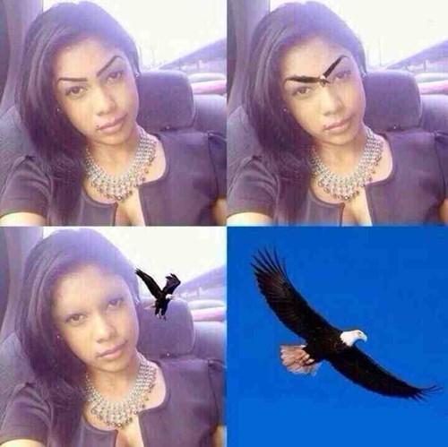 Freedom Level: Eyebrow
