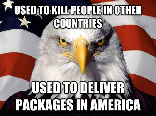 America's New Package Delivery System is Deadly
