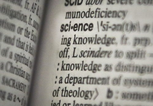 The Merriam-Webster Word of the Year Is: Science