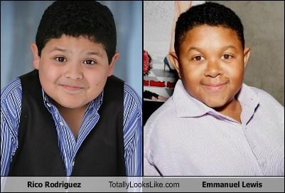Rico Rodriguez Totally Looks Like Emmanuel Lewis
