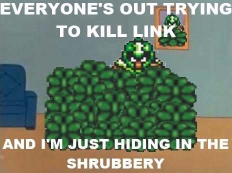 enemies,Memes,zelda,a link between worlds