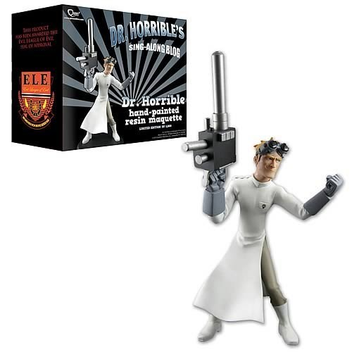 Own Your Own Little Dr Horrible