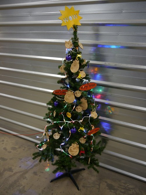 Very Tree! Much Xmas! Such Yule! Wow!