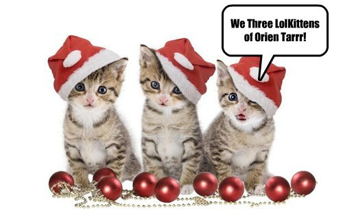 The Choir of St. Catmas of Purrfekshun Presentz
