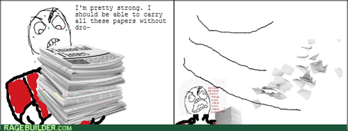 papers,wind,rage