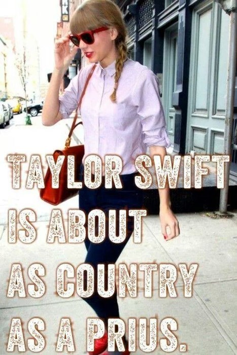 country,taylor swift,Prius