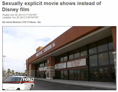 The Happiest Movie Theater on Earth