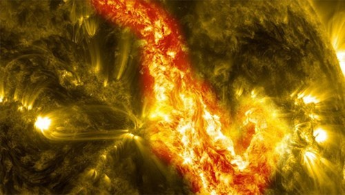 Sun Spirals: Another Mystery Uncovered