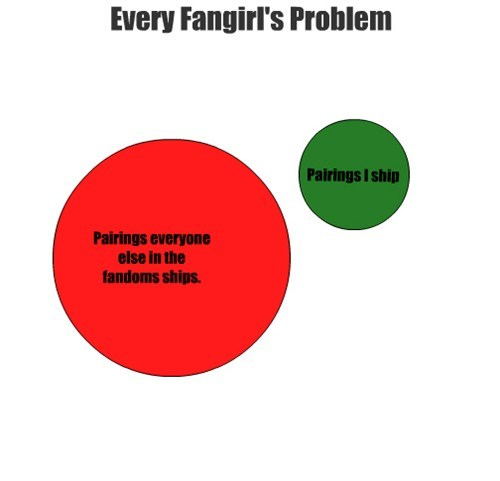 Almost Every Fangirl's Problem