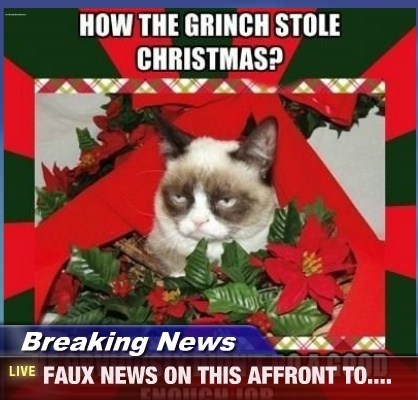 Breaking News - FAUX NEWS ON THIS AFFRONT TO....