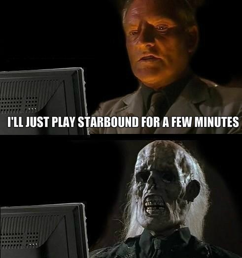 Starbound is Too Damn Addicting