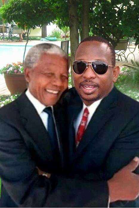 Senator Sonko, This Looks Just a Tiiiny Bit Shopped