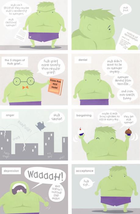 grief,web comic,hulk,avengers