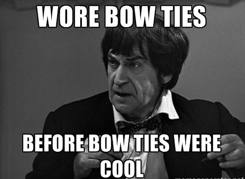 Hipster Troughton