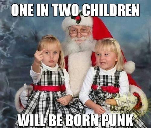 So, Half the World Is Punk?