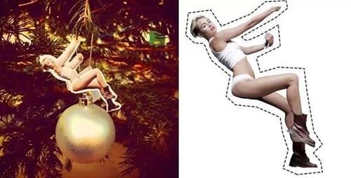 christmas,miley cyrus,wrecking ball