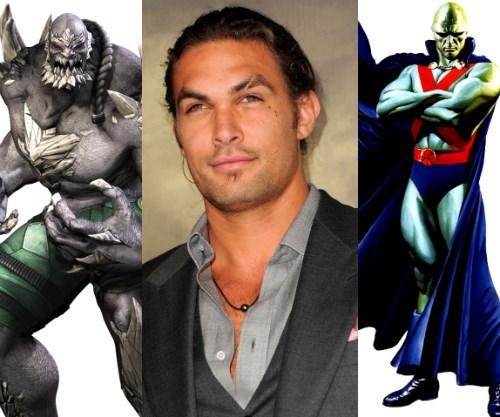 casting,doomsday,Jason Momoa,martian manhunter,Batman v Superman