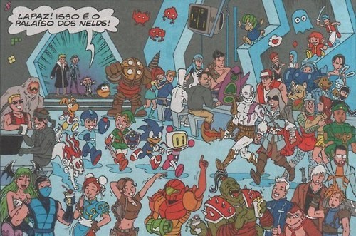 Can You Name All the Video Game Characters?