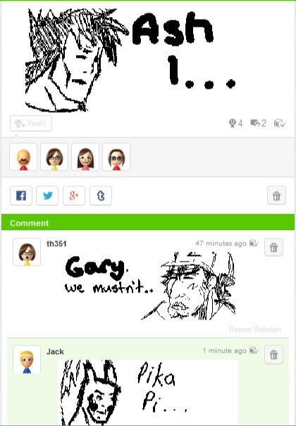 How Can You Not Like Miiverse?