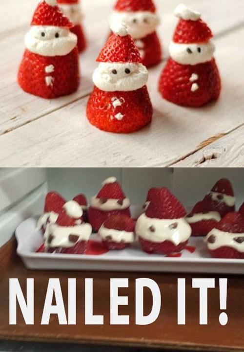 I Brought Some Festive Christmas Snacks!