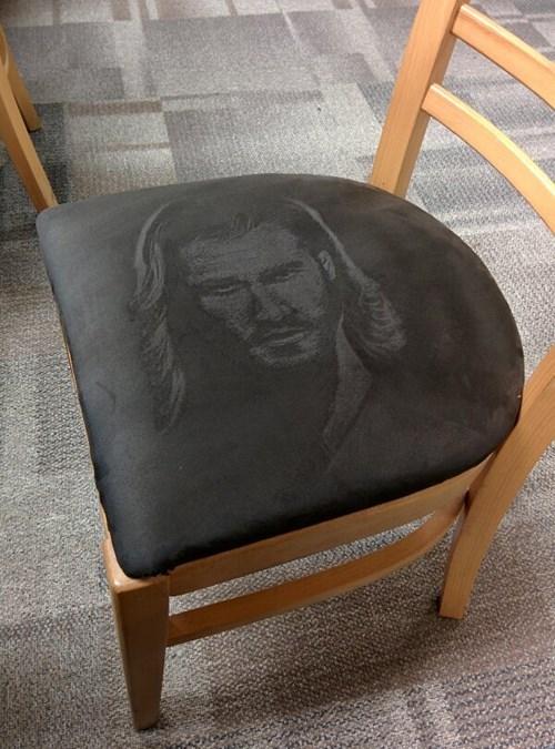 This Chair Is An Assgardian