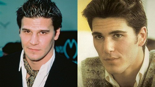 David Boreanaz,totally looks like,jake ryan