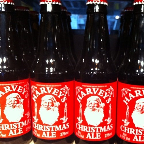 The Only Beer Sponsored By Santa