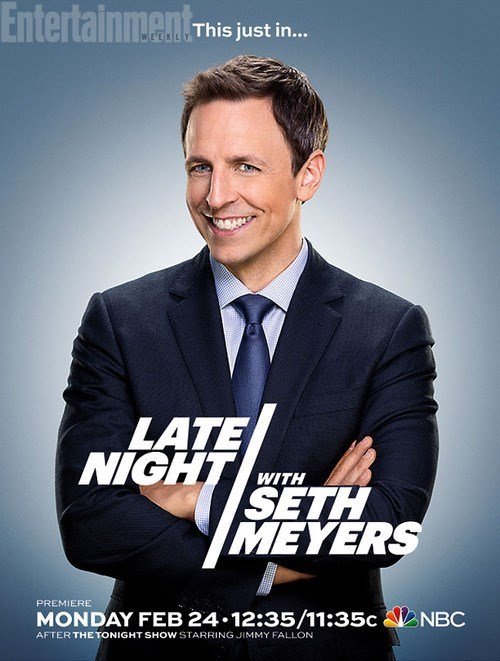 Seth Meyers Continues The Trend