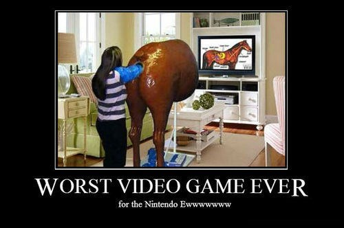 The Horse Is the Controller