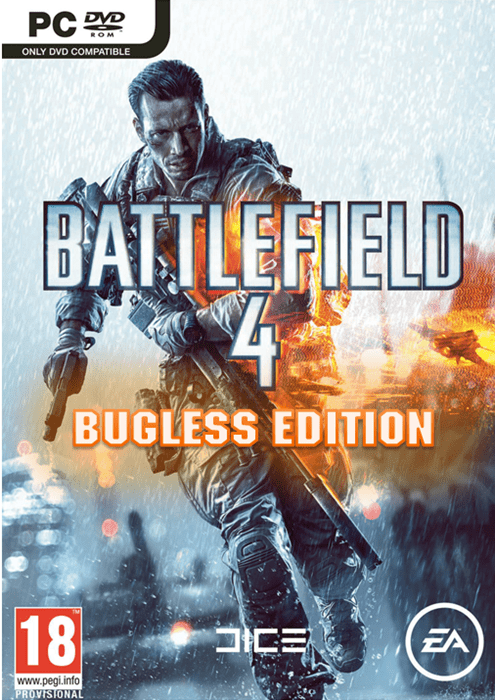 Battlefield 4,bugs,dice,EA,EA is the worst