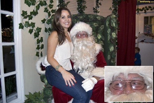 Here's Why Santa is the Most Awkward Mythical Man Ever