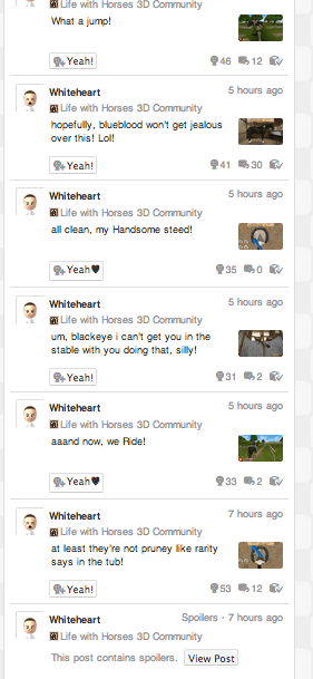 Miiverse is a Hilariously Weird Place